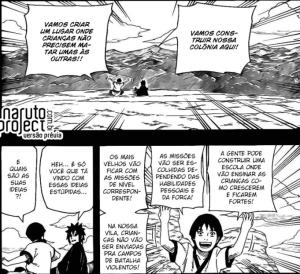 Na parte estrutural Hashirama acertou (divisão em classes, escola ninja e por aí vai), mas na parte de evitar conflitos violentos ele errou e feio lol.