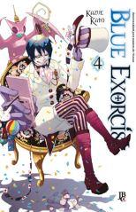 Blue Exorcist 4 - visite pandatoryu
