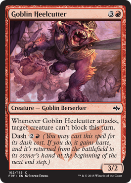 Goblin Hellcutter